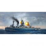 HMS Nelson 1944 - Trumpeter 1/700