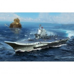 PLA Navy Type 002 Aircraft Carrier - Trumpeter 1/700