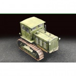 Russian ChTZ S-65 Tractor w. Cab - Trumpeter 1/72