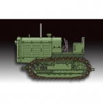 Russian ChTZ S-65 Tractor - Trumpeter 1/72