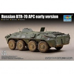 Russian BTR-70 APC early version - Trumpeter 1/72