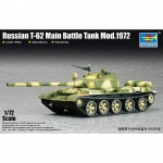Russian T-62 MBT Mod.1972 - Trumpeter 1/72