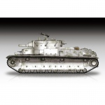 Soviet T-28 Medium Tank (Riveted) - Trumpeter 1/72