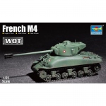 French M4 - Trumpeter 1/72