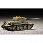 T-34/85 Mod.1944 - Trumpeter 1/72