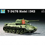 T-34/76 Mod.1943 - Trumpeter 1/72