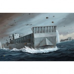 U.S. Navy LCM (3) Landing Craft WW2 - Trumpeter 1/72