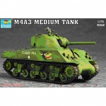 M4A3 Sherman - Trumpeter 1/72