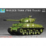 M4A3E8 Sherman (T66 Track) - Trumpeter 1/72
