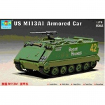 M113 A1 Armored Car - Trumpeter 1/72