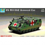M113 A2 Armored Car - Trumpeter 1/72