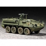 M1126 Stryker Light Arm. Vehicle (ICV) - Trumpeter 1/72