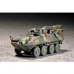 USMC LAV-R Light Armored Vehicle Recovery - Trumpeter 1/72