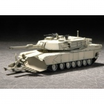 M1A1 w. Mine Clearing Blade System - Trumpeter 1/72