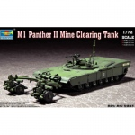 M1 Panther II Mine Clearing Tank - Trumpeter 1/72