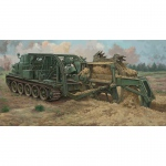 BTM-3 High-Speed Trench Digging Vehicle - Trumpeter 1/35