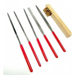 Assorted Needle Files Set (Middle-Toothed) 3x140mm