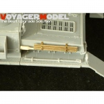 1/35 Cleaning Rod for Panzer IV late Version