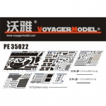 1/35 M2A2 ODS (for Tamiya 35264)