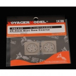 20.0mm Disc Saw Coarse