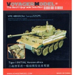 1/48 Tiger I initial Version Africa (for Tamiya 32529)