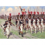 French Emperors Old Guards 1805-1815 - Zvezda 1/72