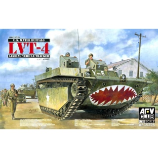 LVT-4 Water Buffalo - AFV Club 1/35