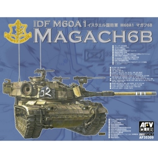 IDF M60A1 Magach 6B - AFV Club 1/35
