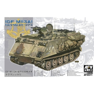 IDF M113A1 NagMash 1973 - AFV Club 1/35