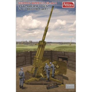 German 88mm L71 Flak 41 - Amusing Hobby 1/35