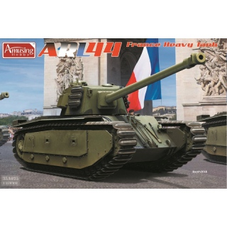 ARL44 France Heavy Tank - Amusing Hobby 1/35