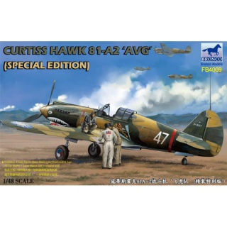 Curtiss Hawk 81-A2 AVG (Special Edition) - Bronco 1/48