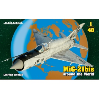 MiG-21 bis around the World - Eduard 1/48