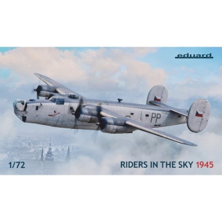 Riders in the Sky 1945 (Liberator GR Mk.VI/Mk.VIII) - Eduard 1/72
