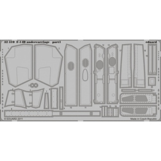 F-14D - Undercarriage 1/32