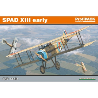SPAD XIII early Version - Eduard 1/48