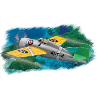 F4F-3 Wildcat - Hobby Boss 1/72