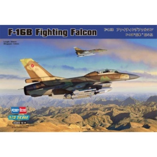 F-16 B Fighting Falcon - Hobby Boss 1/72
