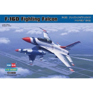F-16D Fighting Falcon - Hobby Boss 1/72