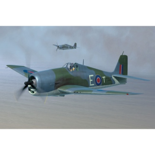 British Fleet Air Arm Hellcat Mk.II - Hobby Boss 1/48