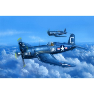 F4U-4 Corsair (early) - Hobby Boss 1/48
