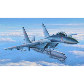 Su-27 Flanker (early) - Hobby Boss 1/48