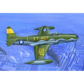 RF-80A Shooting Star - Hobby Boss 1/48