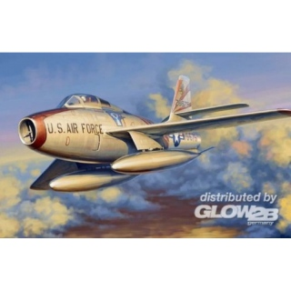 F-84F Thunderstread - Hobby Boss 1/48
