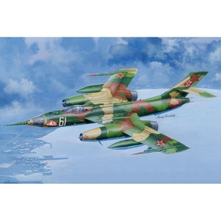 Russian Yak-28PP Brewer-E - Hobby Boss 1/48