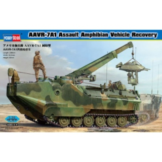 AAVR-7A1 Assault Amphibian Vehicle Recovery - Hobby Boss 1/35
