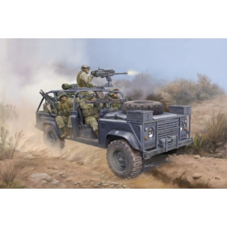 Ranger Special Operations Vehicle (RSOV) w. MK 19 Grenade Launcher - Hobby Boss 1/35