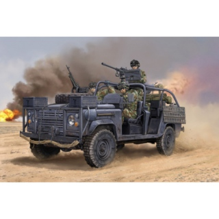 Ranger Special Operations Vehicle (RSOV) w. MG - Hobby Boss 1/35