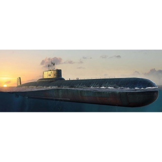 Russian Navy Typhoon Class SSBN - Hobby Boss 1/350