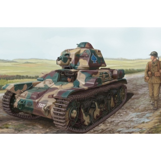 French R35 Light Infantry Tank - Hobby Boss 1/35